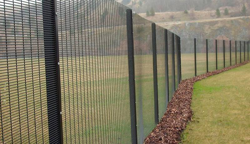 358 High Security Fence Anti Climbing Perimeter Solution