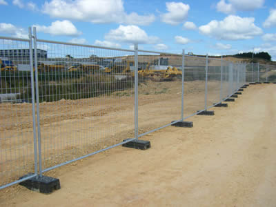 Welded Wire Fence for Construction Fence, Construction Door