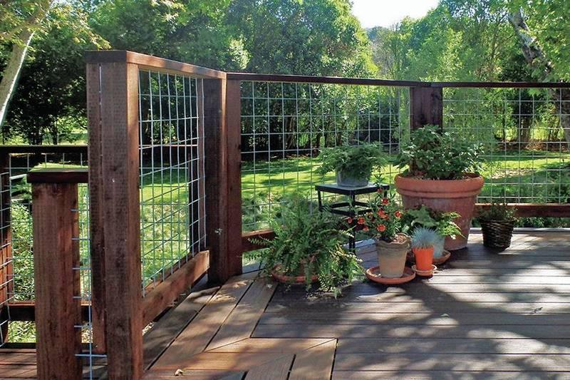 Versatile Hog Panels For Livestock Fencing Trellis Fencing